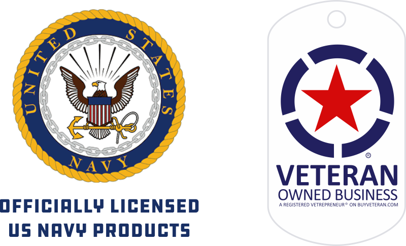 Officially Licensed US Navy Products