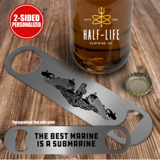 The Best Marine is a Submarine Bottle Opener