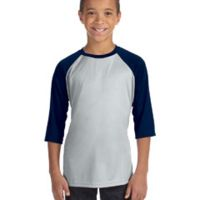 ALO 100% Performance Youth Baseball T-Shirt Thumbnail