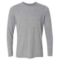 Light Youth Long Sleeve Ultra Performance Active Lifestyle T Shirt Thumbnail