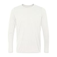 Light Ladies Long Sleeve Ultra Performance Active Lifestyle T Shirt Thumbnail