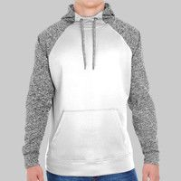Adult Colorblock Cosmic Pullover Hood (S)  Thumbnail