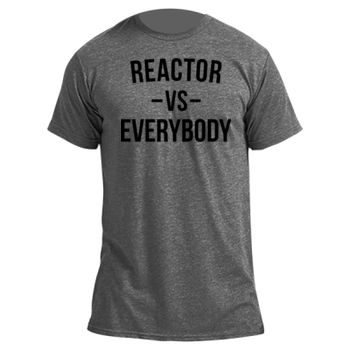 Reactor vs Everybody Thumbnail