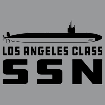 Los Angeles Class Attack Submarine - Light Long Sleeve Ultra Performance Active Lifestyle T Shirt Design