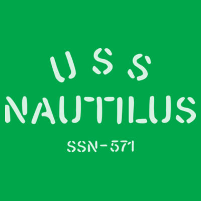 USS Nautilus - Underway on Nuclear Power - Heavy Blend™ Youth 8 oz., 50/50 Hood Design