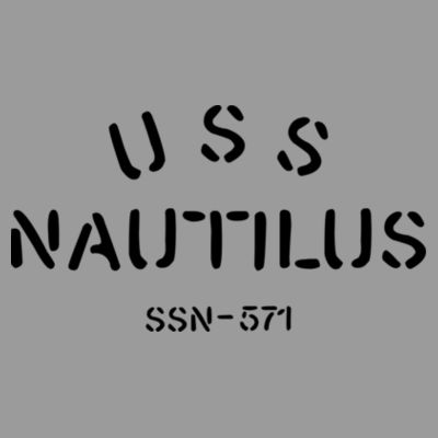 USS Nautilus - Underway on Nuclear Power - Bella Flowy Scoop Muscle Tank (S) Design