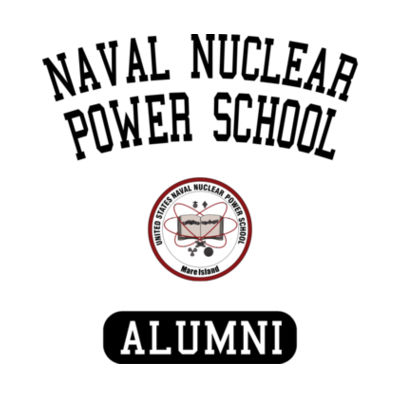 NNPS Alumni - Mare Island (Vertical) - Adult Colorblock Cosmic Pullover Hood (S)  Design