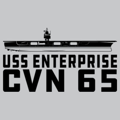 USS Enterprise Original Island - Light Youth/Adult Ultra Performance Active Lifestyle T Shirt Design