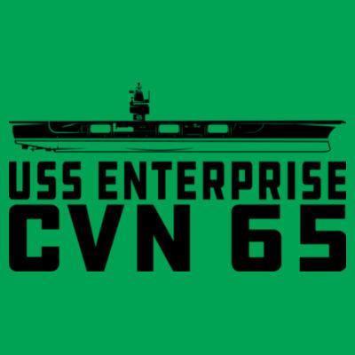 USS Enterprise Original Island - Lightweight T-Shirt Design