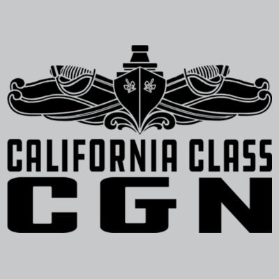 California Class Cruiser (SW) - Light Youth/Adult Ultra Performance Active Lifestyle T Shirt Design