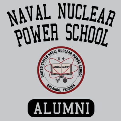 Naval Nuclear Power School Orlando Alumni (Vertical) - Light Youth/Adult Ultra Performance Active Lifestyle T Shirt Design