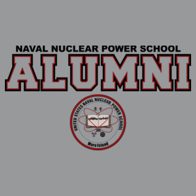 NNPS Alumni - Mare Island (H) - Light Long Sleeve Ultra Performance Active Lifestyle T Shirt Design