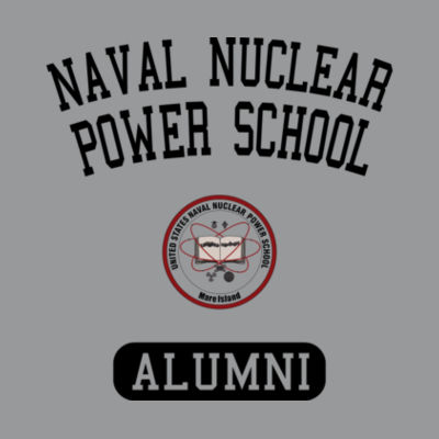 NNPS Alumni - Mare Island (Vertical) - Light Ladies Long Sleeve Ultra Performance Active Lifestyle T Shirt Design