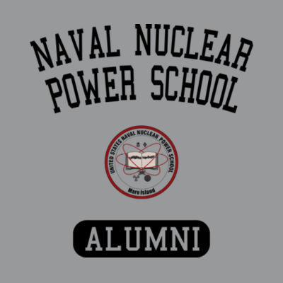NNPS Alumni - Mare Island (Vertical) - Light Long Sleeve Ultra Performance Active Lifestyle T Shirt Design