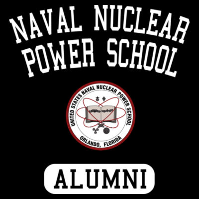 Naval Nuclear Power School Orlando Alumni (Vertical) - Ladies Long Sleeve Ultra Performance 100% Performance T Shirt Design
