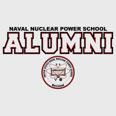 NNPS Alumni - Mare Island (H) - (S) Long Sleeve Cooling Performance Crew Light Color Shirt Design