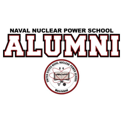 NNPS Alumni - Mare Island (H) - Men's Poly/Cotton Short-Sleeve Crew Tee Design