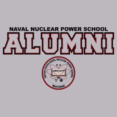 NNPS Alumni - Mare Island (H) - (S) Performance™ 4.5 oz. Sleeveless Light Color T-Shirt Design