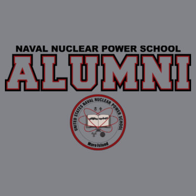 NNPS Alumni - Mare Island (H) - (S) Kinergy Training Light Color Tee Design