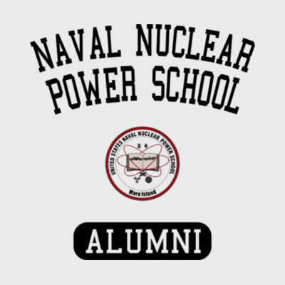 NNPS Alumni - Mare Island (Vertical) - (S) Long Sleeve Cooling Performance Crew Light Color Shirt Design