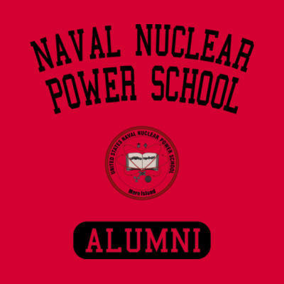 NNPS Alumni - Mare Island (Vertical) - (S) Performance™ 4.5 oz. Sleeveless Light Color T-Shirt Design