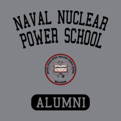 NNPS Alumni - Mare Island (Vertical) - (S) Kinergy Training Light Color Tee Design