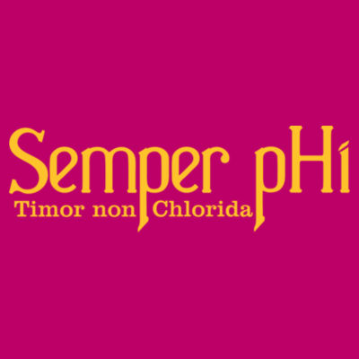 Semper pHi - Timor non Chlorida - Adult PCH Pullover Hoody Design