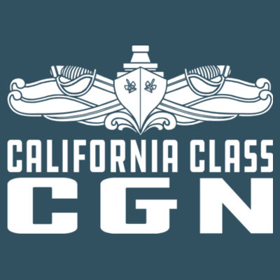 California Class Cruiser (SW) - Ladies' Triblend Racerback Tank Design