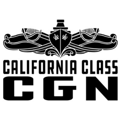 California Class Cruiser (SW) - American Apparel Unisex T-Shirt Design