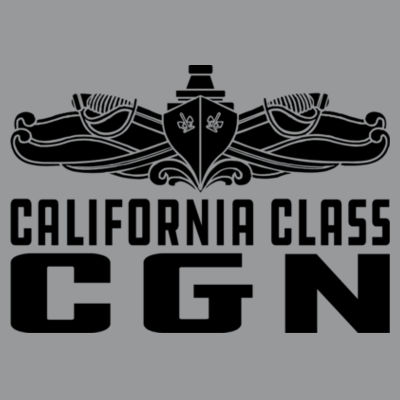 California Class Cruiser (SW) - Light Long Sleeve Ultra Performance Active Lifestyle T Shirt Design