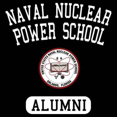 Naval Nuclear Power School Orlando Alumni (Vertical) - Long Sleeve Ultra Performance 100% Performance T Shirt Design