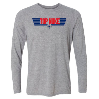 Top Nuke - Light Long Sleeve Ultra Performance Active Lifestyle T Shirt Thumbnail