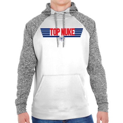 Top Nuke - Adult Colorblock Cosmic Pullover Hood (S)  Thumbnail