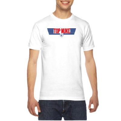 Top Nuke - American Apparel Unisex T-Shirt Thumbnail