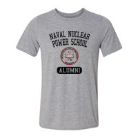Naval Nuclear Power School Goose Creek, SC Alumni (Vertical) - Light Youth/Adult Ultra Performance Active Lifestyle T Shirt Thumbnail