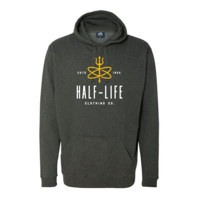 Half-Life Clothing Company - Tailgate Hoodie with Beverage Insulator & Bottle Opener Thumbnail