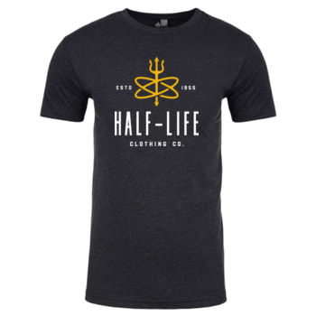 Half-Life Clothing Company - Men's CVC Crew Thumbnail
