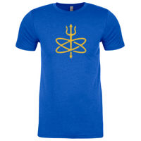 Atomic Trident of Poseidon - Men's CVC Crew Thumbnail