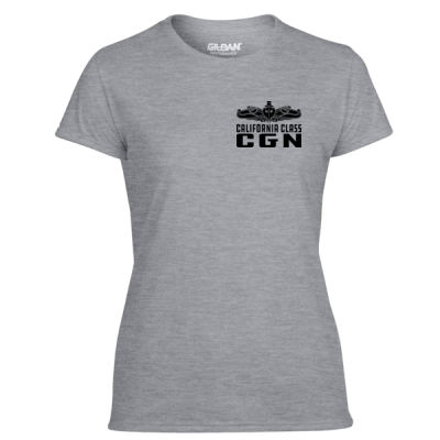 California Class Cruiser (SW) - Light Ladies Ultra Performance Active Lifestyle T Shirt Thumbnail