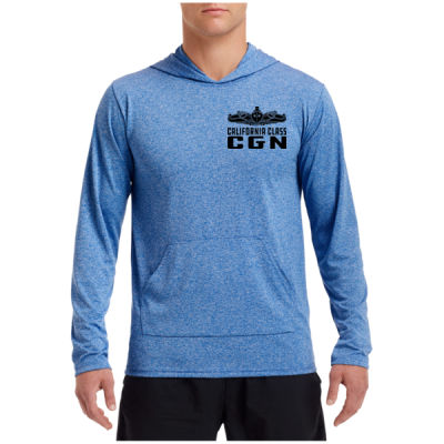 California Class Cruiser (SW) - Performance Hooded Pullover (S) Thumbnail