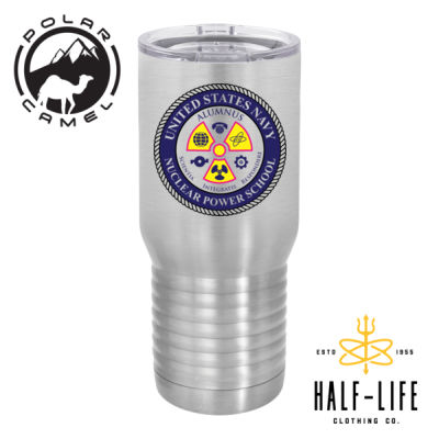 NNPS Alumnus - Polar Camel 20 oz. Tall Stainless Steel Vacuum Insulated Tumbler Thumbnail