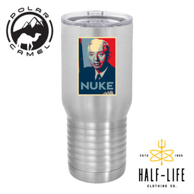 Rickover Contemporary Nuke - Polar Camel 20 oz. Tall Stainless Steel Vacuum Insulated Tumbler Thumbnail