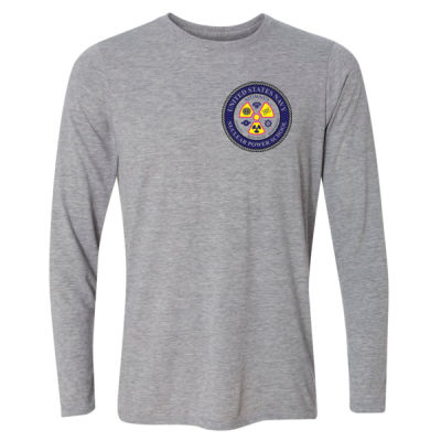 NNPS Alumnus - Light Long Sleeve Ultra Performance Active Lifestyle T Shirt Thumbnail
