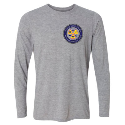 NNPS Alumnus - Light Youth Long Sleeve Ultra Performance Active Lifestyle T Shirt Thumbnail