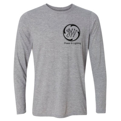 GW Reactor Depart 24/7 - Light Youth Long Sleeve Ultra Performance Active Lifestyle T Shirt Thumbnail
