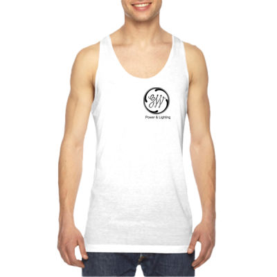 GW Reactor Depart 24/7 - American Apparel Unisex Sublimation Tank Thumbnail