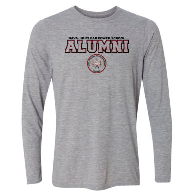 NNPS Alumni - Mare Island (H) - Light Long Sleeve Ultra Performance Active Lifestyle T Shirt Thumbnail