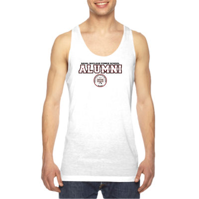 NNPS Alumni - Mare Island (H) - American Apparel Unisex Sublimation Tank Thumbnail