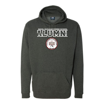 NNPS Alumni - Mare Island - Tailgate Hoodie with Koozie & Bottle Opener Thumbnail