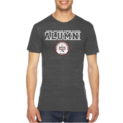 NNPS Alumni - Mare Island - Unisex American Apparel Triblend T-Shirt Thumbnail